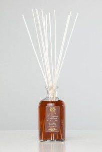 Antica Farmacista Pomegranate & Currant Home Diffuser 500 ml by Antica Farmacista. $94.00. A warm blend of pomegranate and rich black currant, noted for its deep, berry-like ambiance. With shimmering notes of fresh orange this is an intoxicating fragrance that warms the heart with an easy yet elegant sweetness and spicy warmth. The Antica Home Ambiance collection offers an exquisite range of home ambiance scents. They permeate the air through unique reed diffusers and are...
