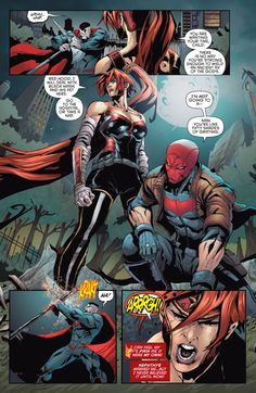 Red Hood and the Outlaws (2016) Issue #5 - Read Red Hood and the Outlaws (2016) Issue #5 comic online in high quality