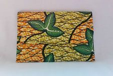 African Print Ladies/Women's Clutch/Purse Bag