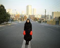 Untitled, from the Listen series, 2011 - by Newsha Tavakolian (1981), Iranian