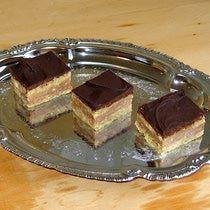 Authentic Croatian Bajadera Torte Recipe