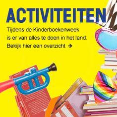 activiteiten kinderboekenweek 2014