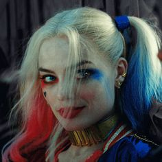 <p><b>Harley Quinn</b> (Margot Robbie) en <i>Suicide Squad</i>.</p>