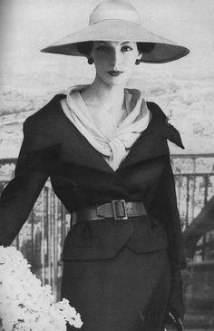 Dior vogue 1957