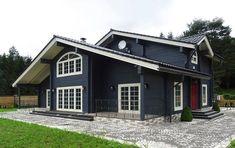 Деревянный дом из клееного бруса 221 м² Беларусь, Минская область