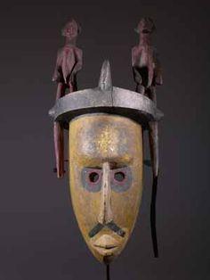 Le masque Bozo ou l'art africain au service de la comédie