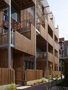 Underwood Road by Brady Mallalieu Architects