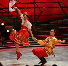 Russian Folk Dance, choreographed by Youri Nelzine & Lilia Babenko