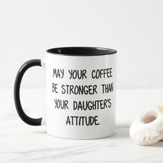 Funny Coffee Mug for Mom and Dad - This hilarious coffee or tea mug makes a perfect gift for parents for Christmas or a birthday! Click through to see more unique mom and dad gifts. Diy Gifts For Christmas, Diy Gifts For Dad, Easy Diy Gifts, Christmas Mom, Christmas Present Ideas For Mom, Diy Christmas Gifts For Mom From Daughter, Gift Ideas For Parents, Unique Gifts For Mom, Funny Gifts For Dad