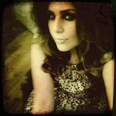 New profile pic from shoot today...glam by @TerriA_makeup!! Fun girls day!