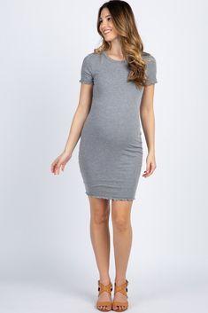 ac73545297e0b Navy Blue Rose Floral Plus Wrap Maxi Dress in 2019 | Dresses | Maxi wrap  dress, Dresses, Pink blush maternity