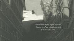 The Mysteries of Harris Burdick by Chris Van Allsburg- video by Daniel Savage.  Really cool