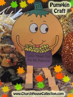1000 images about fall ideas for sunday school on for Crafts for children s church