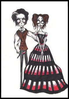 Tim Burton's Sweeney Todd Sweeney Todd & Mrs.Lovett