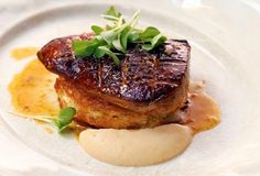 Seared Foie Gras with a Chardonnay-Grapefruit Reduction. Tried this recipe and it was to die for!