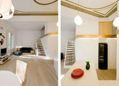 Alteration of SANTPERE47 by Miel Arquitectos | HomeDSGN, a daily source for inspiration and fresh ideas on interior design and home decoration.