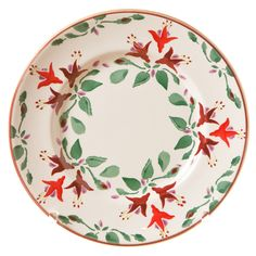 Nicholas Mosse Handcrafted Irish Table and Giftware Pottery. Kitchenware and Home Pottery. Pottery Plates, Ceramic Pottery, Irish Pottery, Wedding Gift List, Pottery Patterns, Make Happy, Pottery Making, Side Plates, Red Green