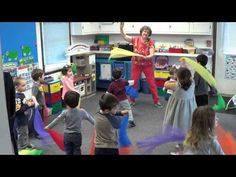 Second Grade Scarf Routine to Primo Vere Ecce Gratum by Carl Orff Kindergarten Music, Preschool Music, Fall Preschool, Teaching Music, Orff Activities, Movement Activities, Fun Activities For Kids, Children Dance Songs, Kids Songs
