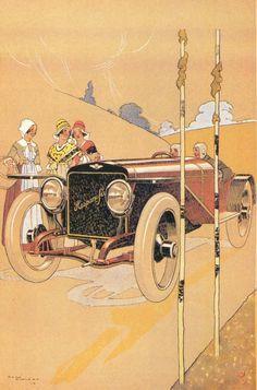 Hispano Suiza ~ René Vincent