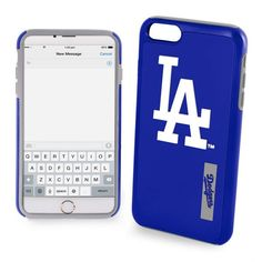Los Angeles Dodgers Bold Dual Hybrid iPhone 7 Case - $24.99