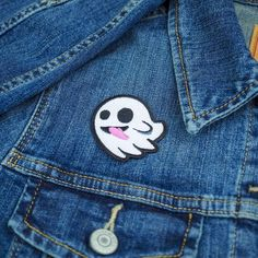 Winks For Days It/'s Fire Embroidered Iron-On Patch
