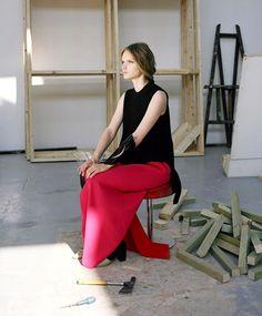 Abnit Nijjar CSM & RCA graduate. Currently RTW designer at Céline