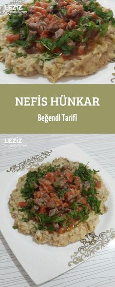 Nefis Hünkar liked recipe - my delicious food - Fleisch - Heerlijke meal Pizza Recipes, Meat Recipes, Turkish Recipes, Ethnic Recipes, Wie Macht Man, Pasta, Food And Drink, Yummy Food, Favorite Recipes