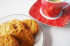 black tea and lemon cookies Breakfast Dessert, Breakfast Ideas, Lemon Cookies, Crepes, Biscuit, Waffles, Rolls, Sweet, Desserts