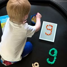 Looking for hands-on and practical activities for young children to learn their letters? Check out these 5 easy ways we have found really work for us.