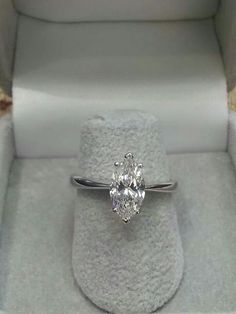 Marquise diamond ring I'm drooling....