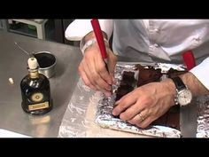 Lo Chef Massimo Bottura reinterpreta la Torta Barozzi, abbinandola con il Balsamico di Modena, via YouTube [Barozzi Cake with Traditional Balsamic Vinegar of Modena by Chef Massimo Bottura]