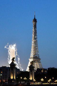 Tour Eiffel - #Paris