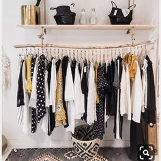 Boutique decor, boutique interior design, closet store, diy room decor, h. Boutique Decor, Boutique Interior Design, Clothing Boutique Interior, Boho Boutique, Boutique Ideas, Vintage Boutique, Room Decor Bedroom, Diy Room Decor, Easy Home Decor
