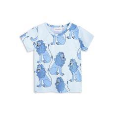 Mini Rodini Camiseta Leones Algodón Biológico-listing