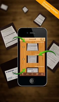 Digitize your Family Info and carry it with you.