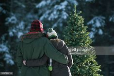 Image result for couple Christmas pictures outdoors