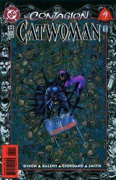 Catwoman Vol 2 #32