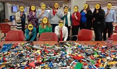 Legos: A New Frontier for Libraries  Your Source for University News Rutgers art librarian Megan Lotts is changing the public's perceptions of libraries – one colorful brick at a time