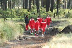 Caminata roja!!