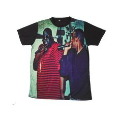 """Brooklyn's Finest """"Jay and Big"""" Tee and other apparel, accessories and trends. Browse and shop related looks."""