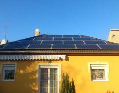 NAPELEM RENDSZEREK ELEKTROMOS HÁLÓZATRA VISSZATÁPLÁLÓ  NAPELEM RENDSZEREK SZIGETÜZEM AKKUMULÁTOROS RENDSZER  NAPELEM RENDSZEREK CÉGEK ÉS INTÉZMÉNYEK RÉSZÉRE Solar Panels, Outdoor Decor, Home Decor, Sun Panels, Decoration Home, Solar Power Panels, Room Decor, Home Interior Design, Home Decoration
