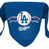 Los Angeles Dodgers Dog Bandana – Mesh
