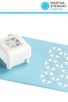 Raznice prostorová scallop snowflake
