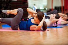 Floor Exercises for Tummy