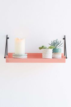 Modern Wall Shelf - Urban Outfitters