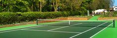 Tennis Court Dimensions in Lancashire | Tennis Courts Size in Lancashire | LTA | ITF | SAPCA : Tennis Court Contractors