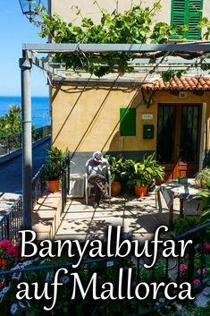 Banyalbufar auf Mallorca ist eine wahre Perle im Westen der Insel, die unbedingt besucht werden will. // #Mallorca #Urlaub #reisen #Spanien #ferien //