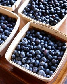 31 blueberry recipes