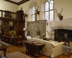 Great Chalfield Manor has been regularly used for filming in the past, including The Other Boleyn Girl