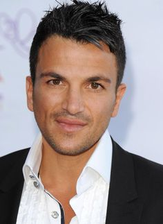 Peter Andre father, singer, speaks Greek, has a British accent and looks great!